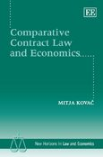 Cover Comparative Contract Law and Economics