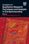 Cover Handbook of Qualitative Research Techniques and Analysis in Entrepreneurship