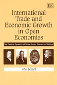 Cover International Trade and Economic Growth in Open Economies