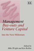 Cover Management Buy-outs and Venture Capital