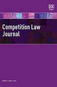 Cover Competition Law Journal