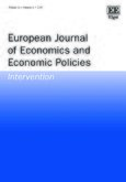 Cover European Journal of Economics and Economic Policies: Intervention