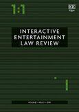 Cover Interactive Entertainment Law Review