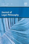 Cover Journal of Legal Philosophy