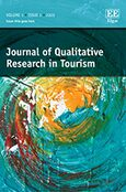 Cover Journal of Qualitative Research in Tourism