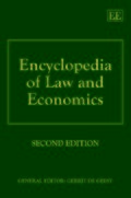 Cover Encyclopedia of Law and Economics