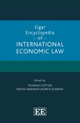Elgar Encyclopedia of International Economic Law