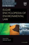 Cover Elgar Encyclopedia of Environmental Law