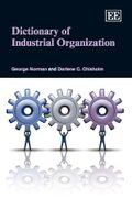 Cover Dictionary of Industrial Organization