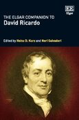 Cover The Elgar Companion to David Ricardo