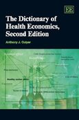 Cover The Dictionary of Health Economics, Second Edition