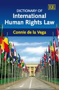 Cover Dictionary of International Human Rights Law