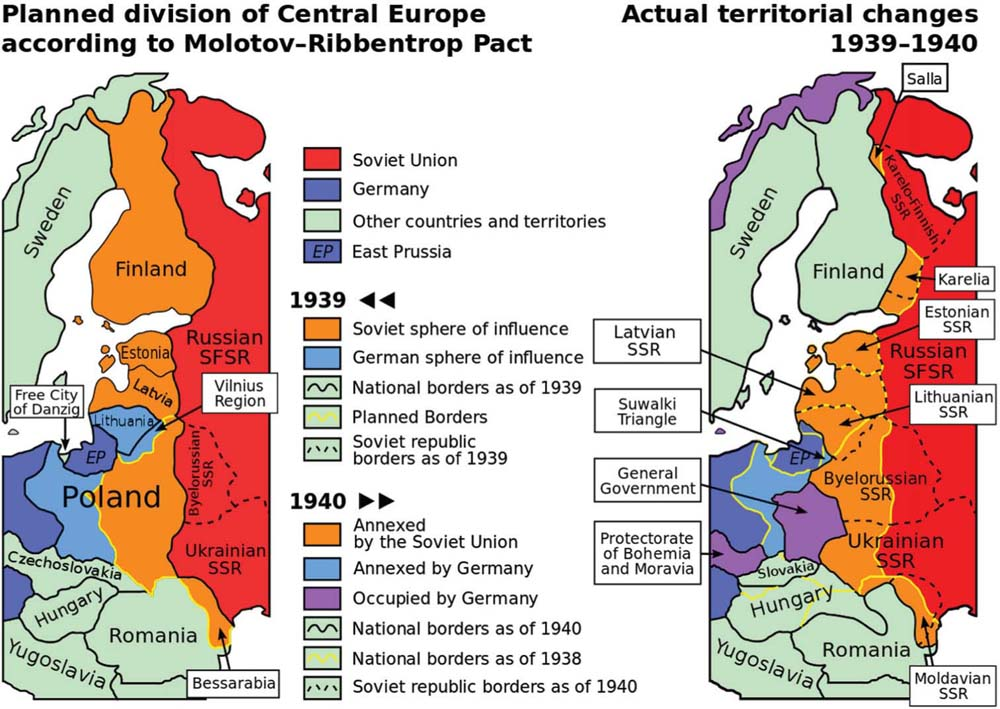Irredentism Hitler And The New European Order Liquid