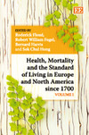 Health, Mortality and the Standard of Living in Europe and North America since 1700