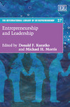 Entrepreneurship and Leadership