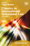 Classics in International Investment Law