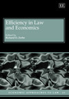 Efficiency in Law and Economics
