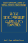Recent Developments in Exchange Rate Economics