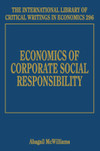 Economics of Corporate Social Responsibility