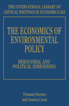 The Economics of Environmental Policy