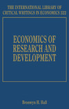 Economics of Research and Development