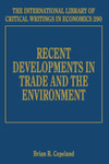 Recent Developments in Trade and the Environment