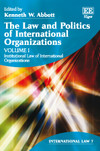 The Law and Politics of International Organizations