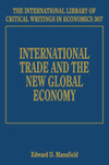 International Trade and the New Global Economy