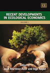 Recent Developments in Ecological Economics