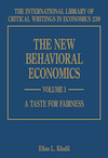 The New Behavioral Economics