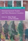 Entrepreneurial Teams and New Business Creation