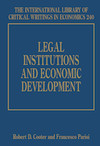 Legal Institutions and Economic Development