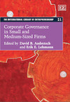 Corporate Governance in Small and Medium-sized Firms