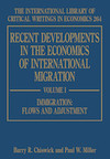Recent Developments in the Economics of International Migration
