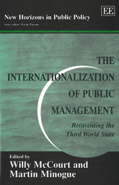 The Internationalization of Public Management