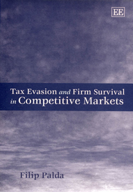 Tax Evasion and Firm Survival in Competitive Markets