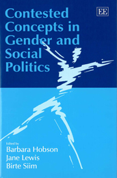 Contested Concepts in Gender and Social Politics