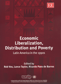 Economic Liberalization, Distribution and Poverty