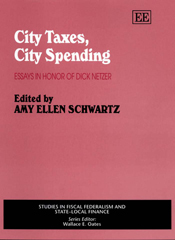 City Taxes, City Spending