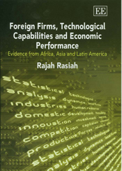 Foreign Firms, Technological Capabilities and Economic Performance