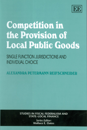 Competition in the Provision of Local Public Goods