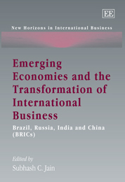 Emerging Economies and the Transformation of International Business
