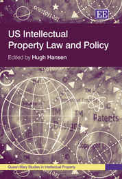 US Intellectual Property Law and Policy