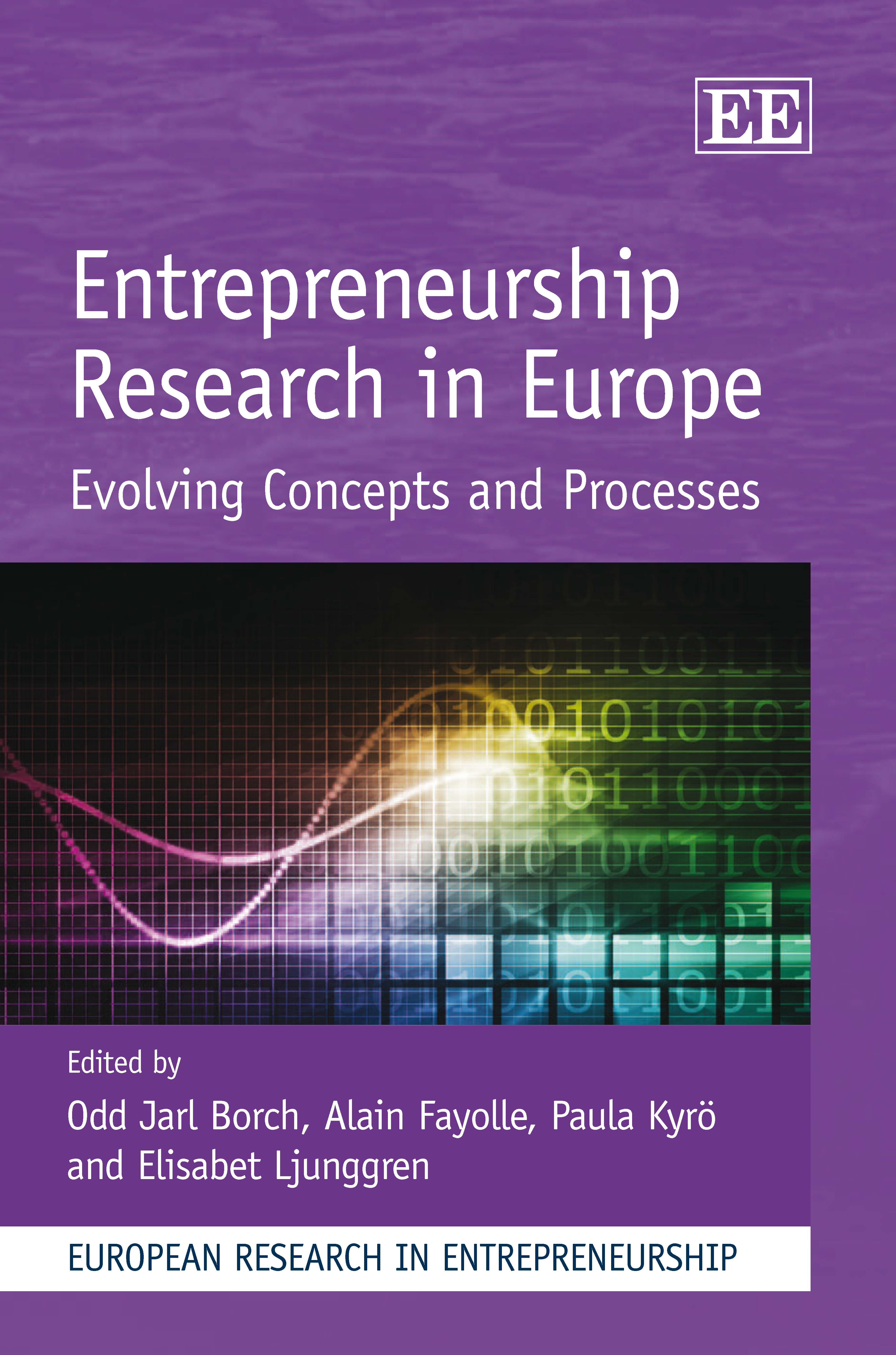 Entrepreneurship Research in Europe