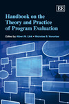 Handbook on the Theory and Practice of Program Evaluation