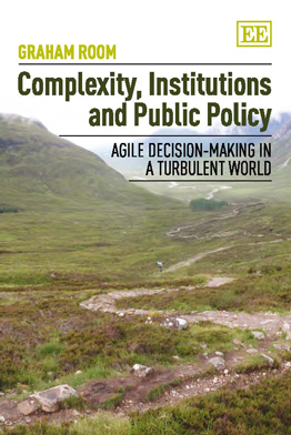 Complexity, Institutions and Public Policy