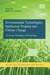 Environmental Technologies, Intellectual Property and Climate Change