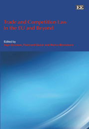 Trade and Competition Law in the EU and Beyond