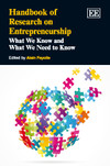 Handbook of Research On Entrepreneurship