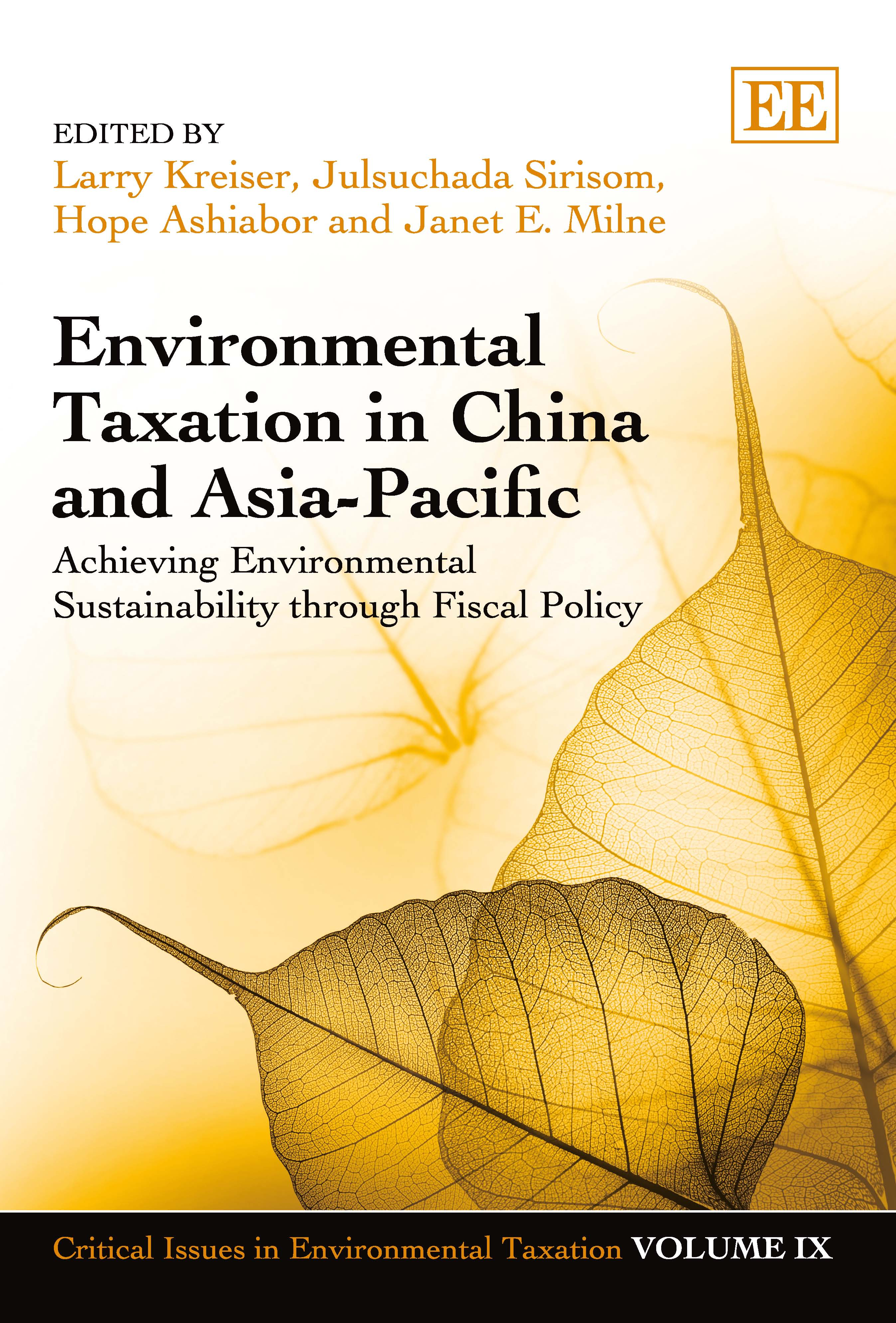 Environmental Taxation in China and Asia-Pacific
